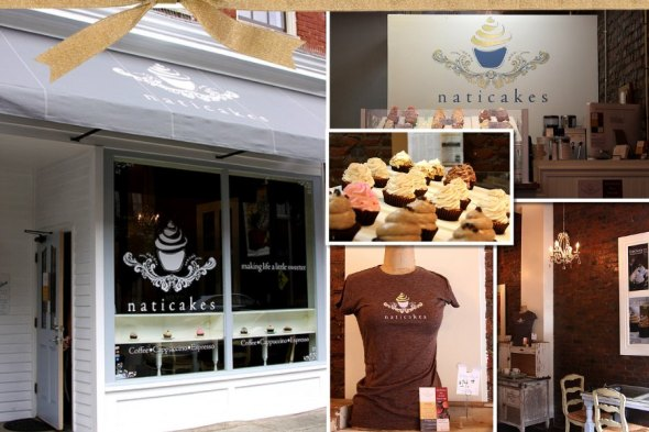 Naticakes Grand Opening 9 12 09
